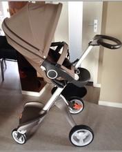 New V4 Stokke Xplory Stroller,Baby Stroller,Pram High Quality baby stroller high landscape baby stroller