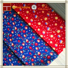 """China supplier printed 100% polyester 46/47"""" 100 gsm woven fabric"""