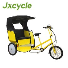 Electric Rickshaw tricycle for passenger