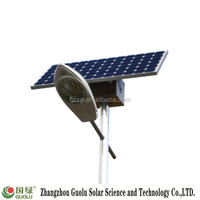 Hybird Solar Wind super bright costs of solar panels CE Rohs IP65 industrial zone light