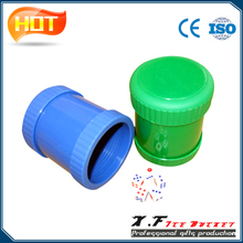 Factory Colorful Hard Plastic dice cup