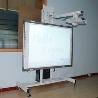 Riotouch New style Movable Interactive Whiteboard for school - interactive whiteboard from China factory