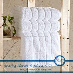 thick and big hotel bath towel