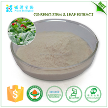 herbal products low price ginseng leaves extract ginsenosides 10%
