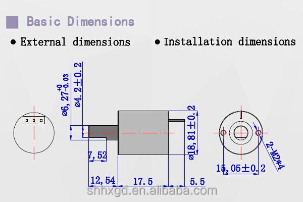 Analog Output Sensor