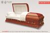 CAMERON American Cardboard Casket cinerary casket coffin from china coffin interior alibaba china market