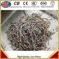direct supply tobacco leaf cutter food shredder