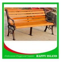 2015 Attractive Design Park Bench Chinese Manufacturer Bench Chair Outdoor Furniture Garden Furniture Garden Bench