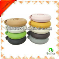 U shape edge cushion cover soft NBR baby protective products glass table edge protector