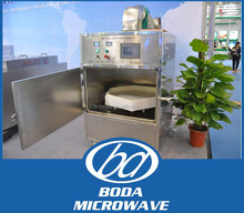 batch type laboratory microwave oven