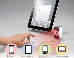 Magic Cube bluetooth wireless keyboard laser projection keyboard for iphone ipad Andriod