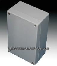 Beautiful die casting aluminium enclosures for electronics