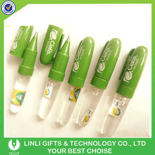 Promotional Aqua Liquid Ball Pen With Customized Floater