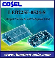 Cosel Dual Output Voltage Switching Power Supply LEB225F-0536