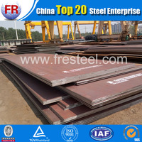 Low alloy high strength is-2062 steel plate