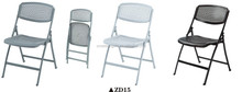 plastic folding reclining beach chair ZD15