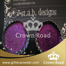 1/128 lily purple coastal scents glitter powder