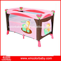 baby travel folding bed baby cribs BP403E