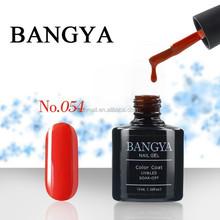 wholesale beauty supply gel nail polish professional uv nail gel for 147 color uv gel