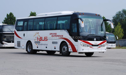 SINOTRUK HOWO 38 seats BUS JK6907H (Euro III) SPECIFICATION