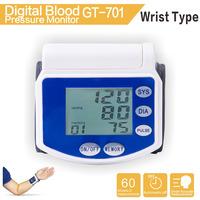 High Accuracy Digital Wrist Watch Blood Pressure Monitor