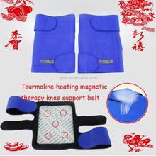 Nano tourmaline comfortable magnetic knee support