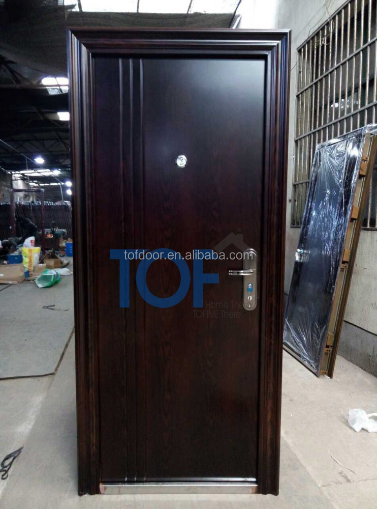 Cheap apartment front entry steel doors for sale buy for Steel front doors for sale