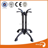 antique wrougt cast iron furniture black powder coated table feet metal leg for table adjustable table leg screw