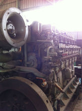 Stork DRO 216 K Marine Diesel Engines for Propulsion or Generator Use