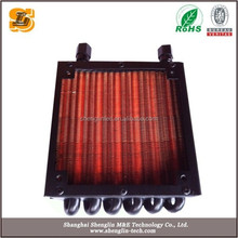 high performance domestic water heat exchanger