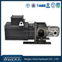 Energy saving servo electric hydraulic pump 12V