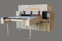 ZC-607Precision 4-column automatic die cutting machine /Hydraulic Cutting Machine