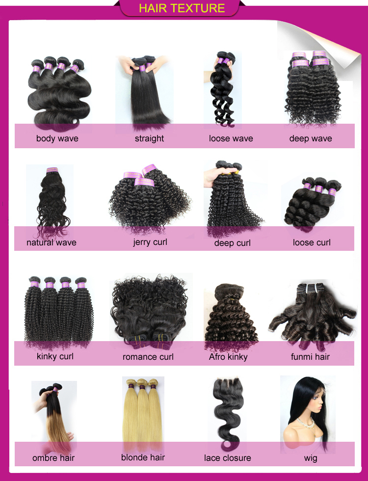 2015christmas Latest Hair Textures Types Wholesale Amazing Colored