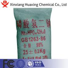 95% DSP Disodium Phosphate Chemical formula