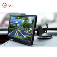 2015 new sale portable garmin GPS navigation 7 inch with wifi bluetooth