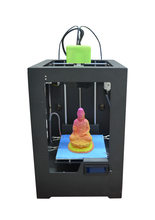 High Speed 3D Printer Big Build Size 300x200x200 mm With PLA Filament/ Most Practical Big 3D Printer China