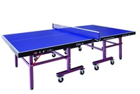 full size folded table tennis table for government