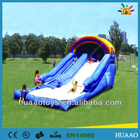 commercial used water slides for sale 2014