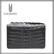 Stock available genuine crocodile skin 2015 purses handbags