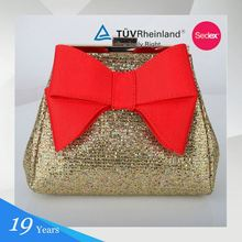 Premium Quality Medium Soft Custom Shape Printed Lady Big Hand Bag