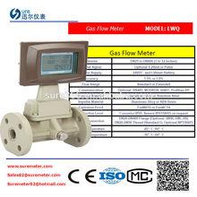 compacto medidor de flujo totalizador fabricación hecha en china