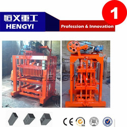 QT4-40 New product hot sale kenya soil cement interlocking brick making machine