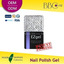 New Products 2015 Innovative Product One Step Gel Nail Polish Art