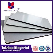 Alucoworld Aluminum Plastic Compound Panels aluminum boat manufacturers list