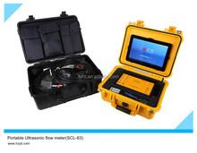 2015 Hot Sell Portable/Handheld ultrasonic flow meter