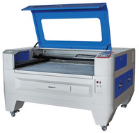 Jinan CO2 laser cylindrical engraving machine JQ-1390
