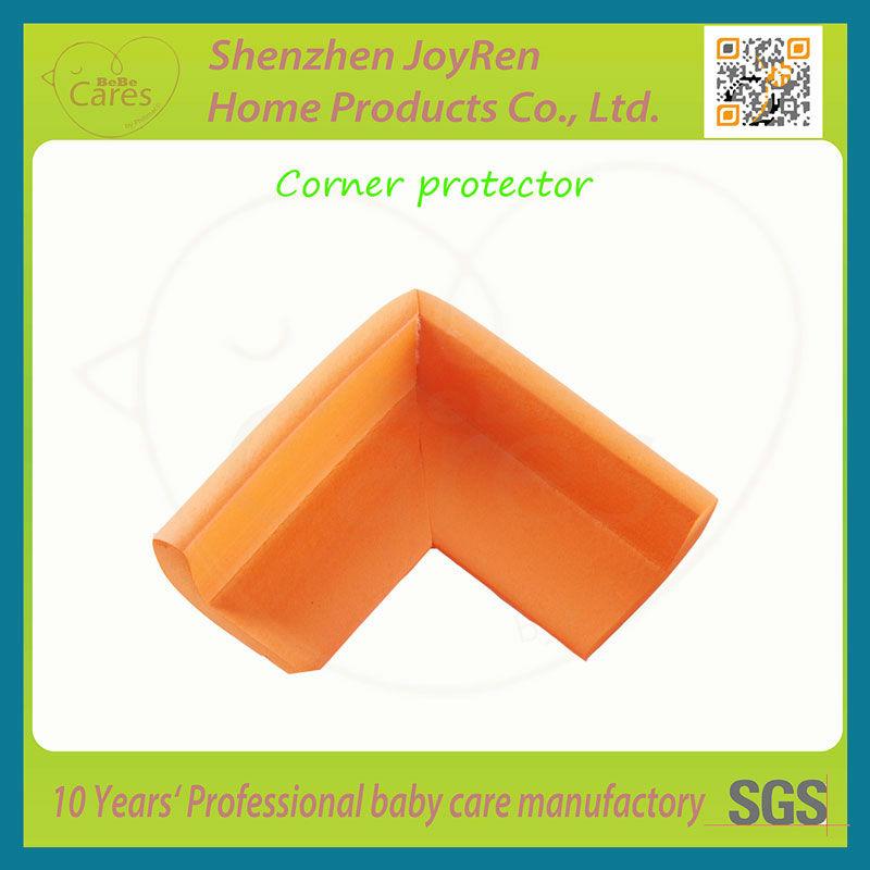 hermoso bebé de la seguridad sharp protector de la esquina