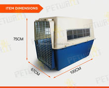order dog crate cover