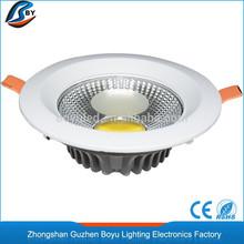 dia-casing aluminum led downlights vs halogen 15w led downlight