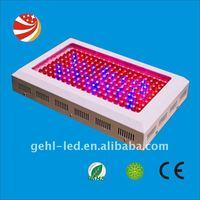 300 Watt Quad 4 Band Full Spectrum Hydroponic LED Grow Light Panel with 2W LEDs